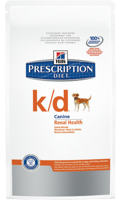 Hills Prescription Diet k/d Canine 2 kg