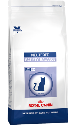 Royal Canin Vet Care Nutrition Feline Neutered Satiety Balance 1,5 Kg