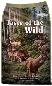 Taste of the Wild Pine Forest Canine Formula 2 kg