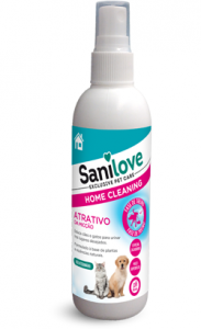 Sanilove Home Cleaning Atrativo da Micção 125 ml