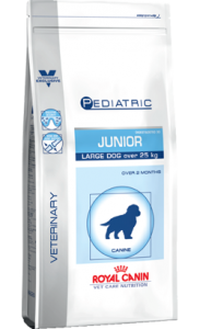 Royal Canin Vet Care Nutrition Pediatric Junior Large Dog 4 Kg