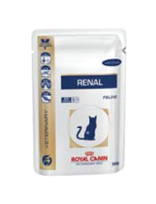 Royal Canin Renal Feline with Chicken | Wet (Saqueta) 6 X 85 g
