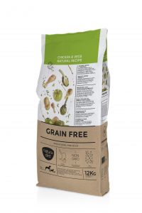 Natura Diet Grain Free Adult Chicken&Vegetables